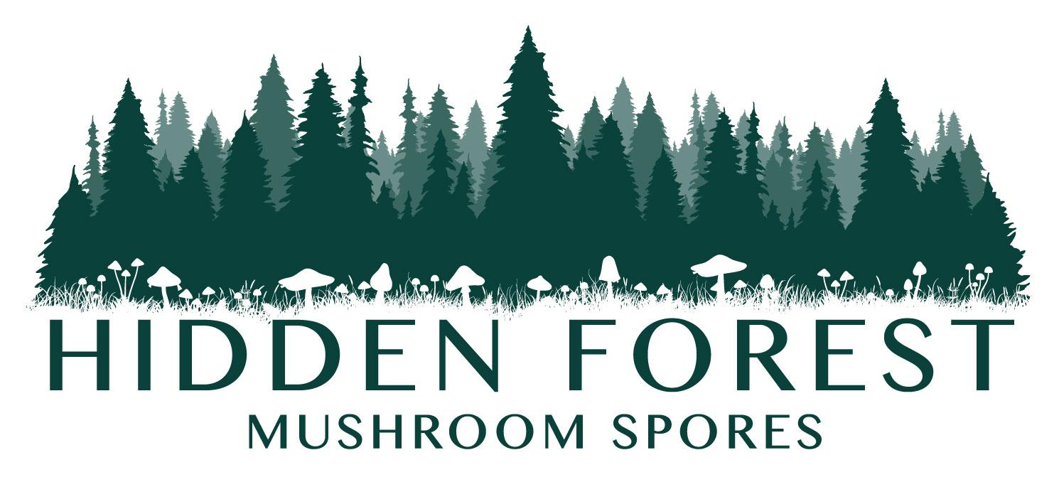 Hidden Forest Mushroom Spores